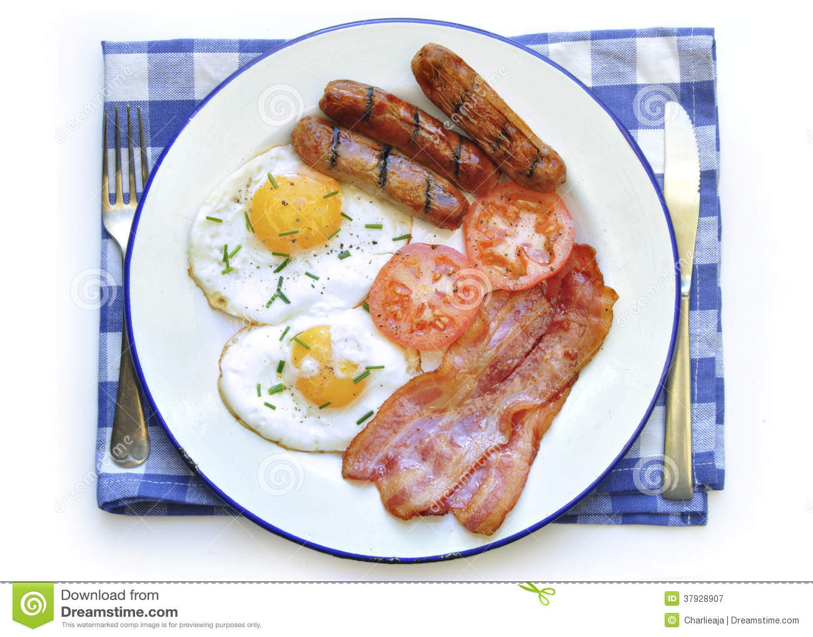 Зажаренный завтрак