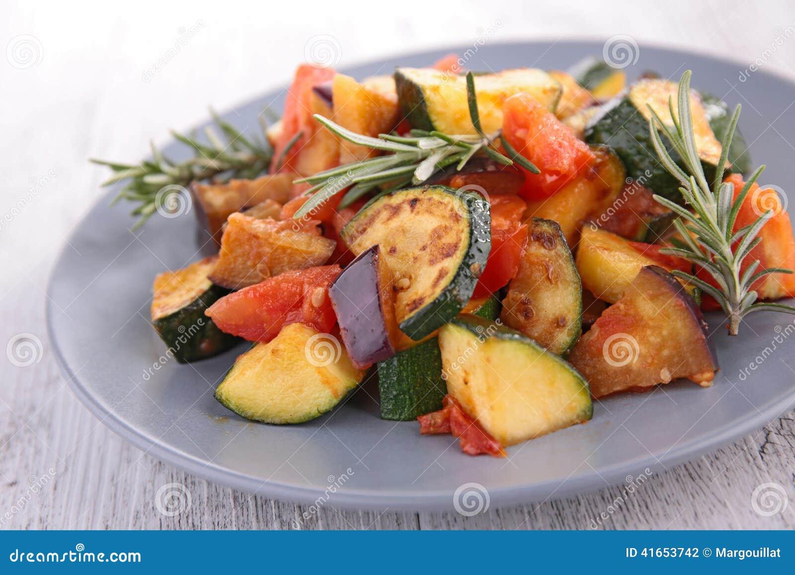 Зажженный овощ