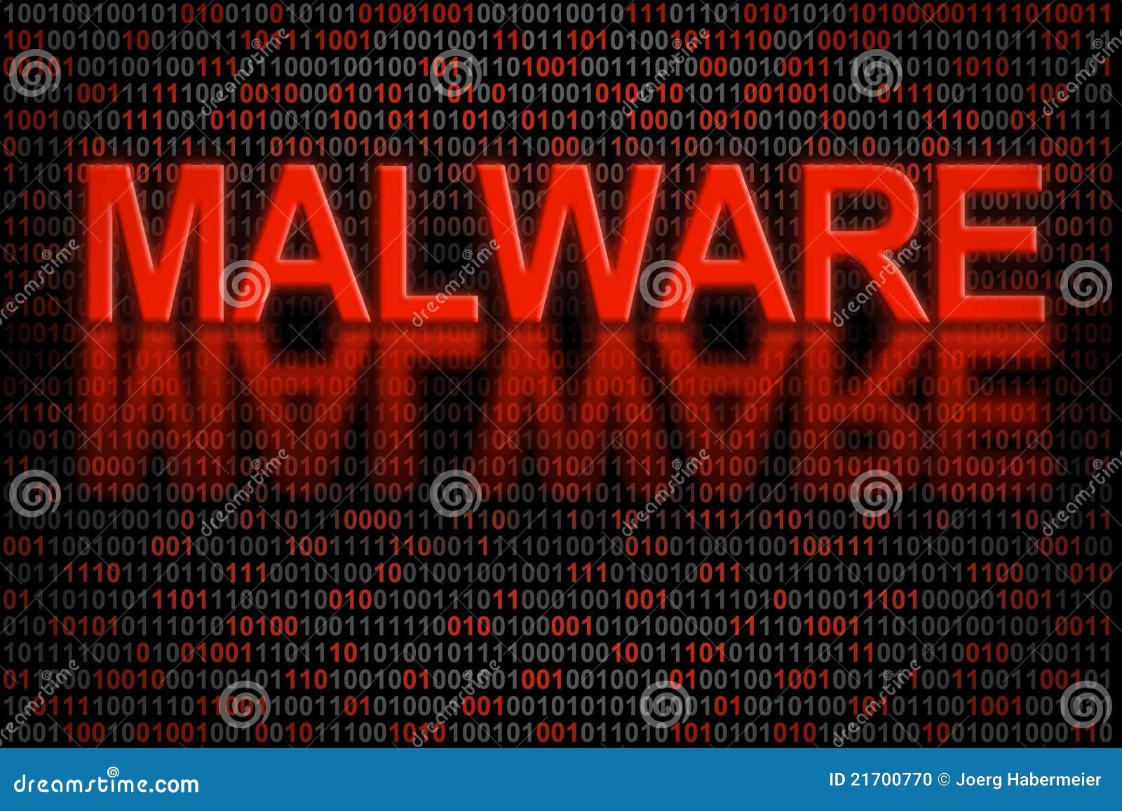 закодируйте зараженное данными ПО malware