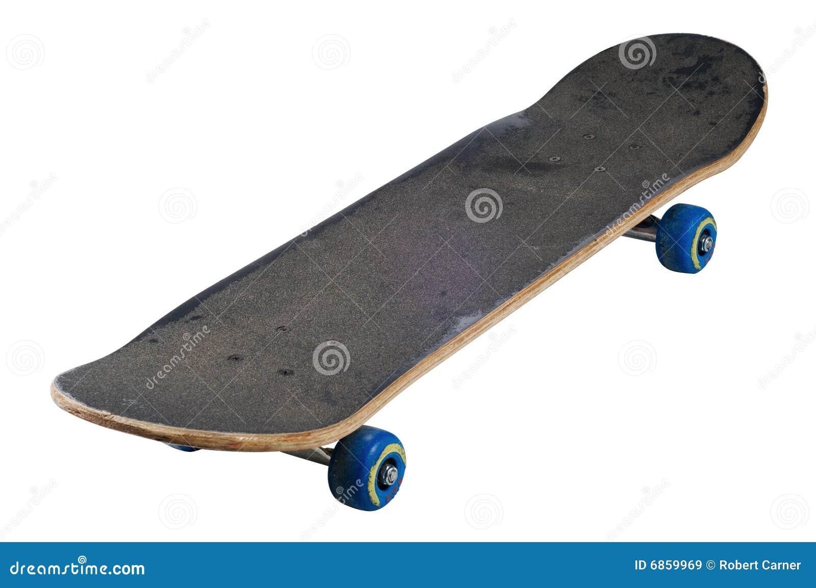 закрепляя изолированный скейтборд путя