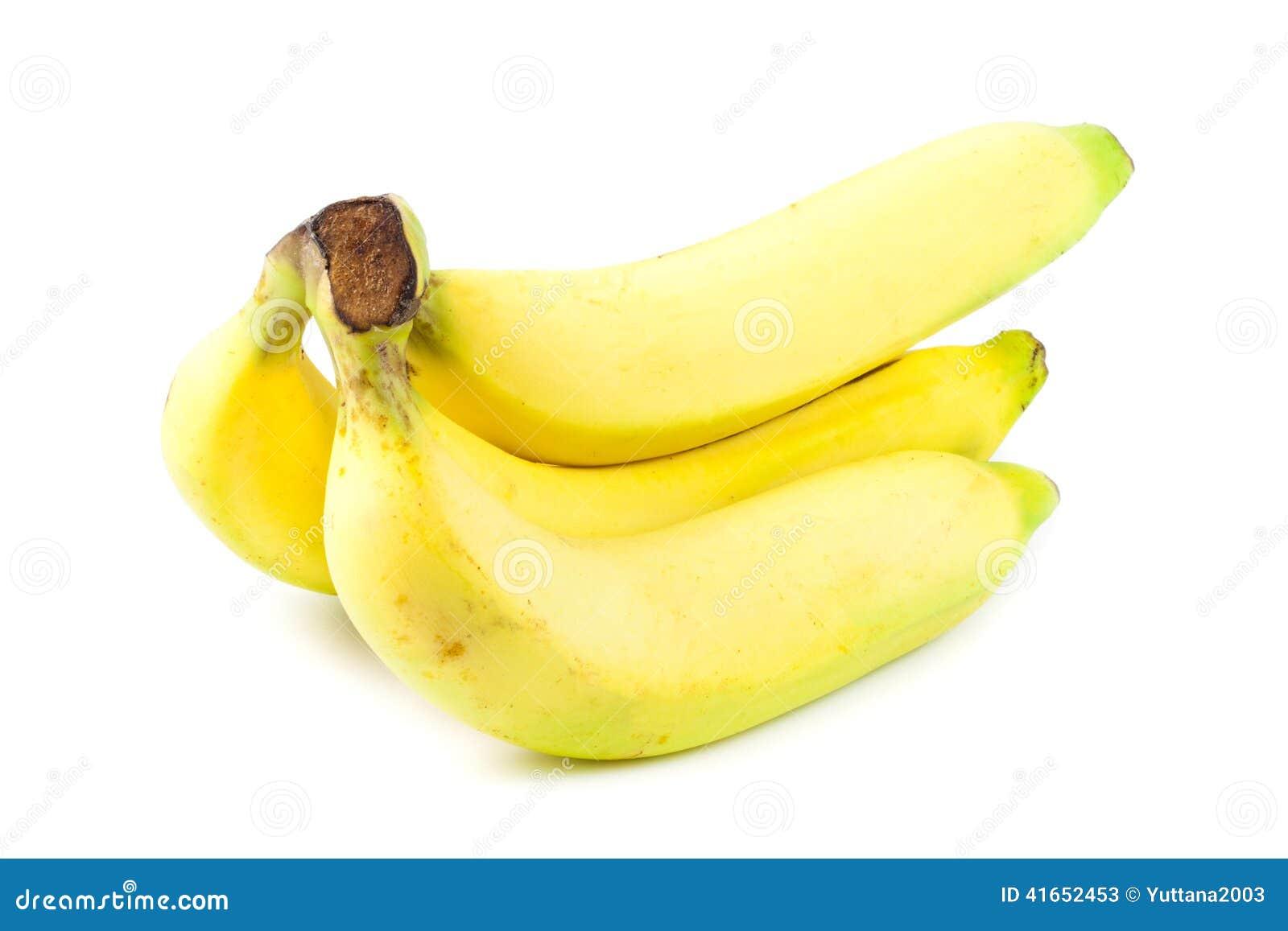 Закройте вверх по желтому банану