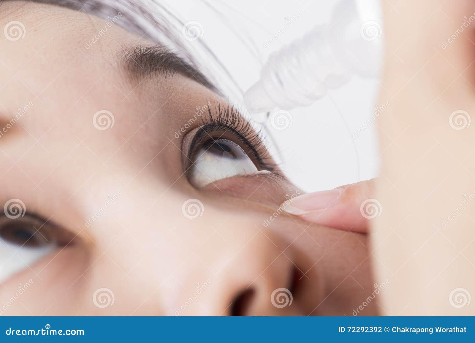 Download Закройте вверх по потекам в лекарство катаракты глаза Стоковое Фото - изображение насчитывающей конструкция, дело: 72292392