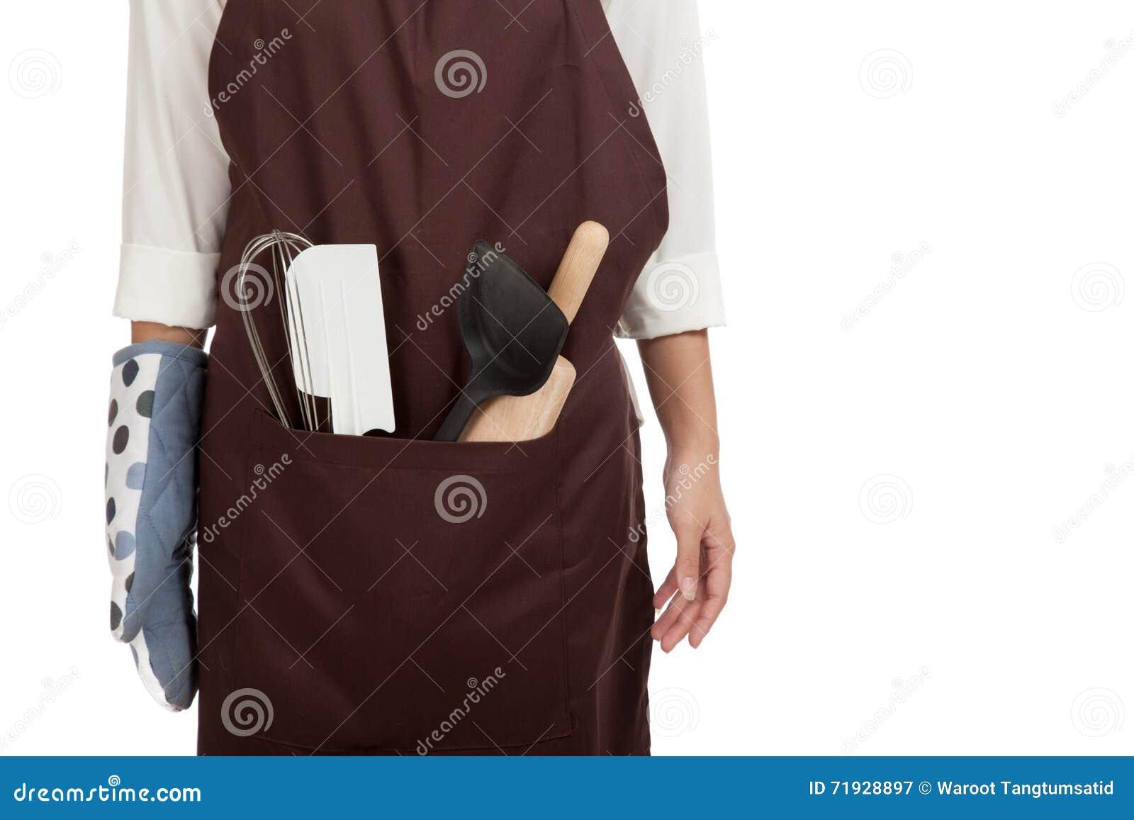 Закройте вверх рисбермы с варить и печь, инструменты кухни