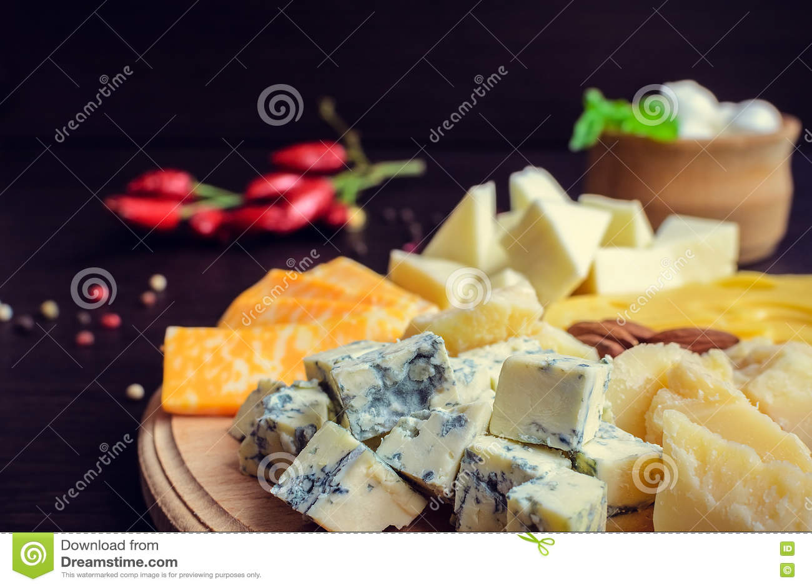 закуска вкусная Плита сыра