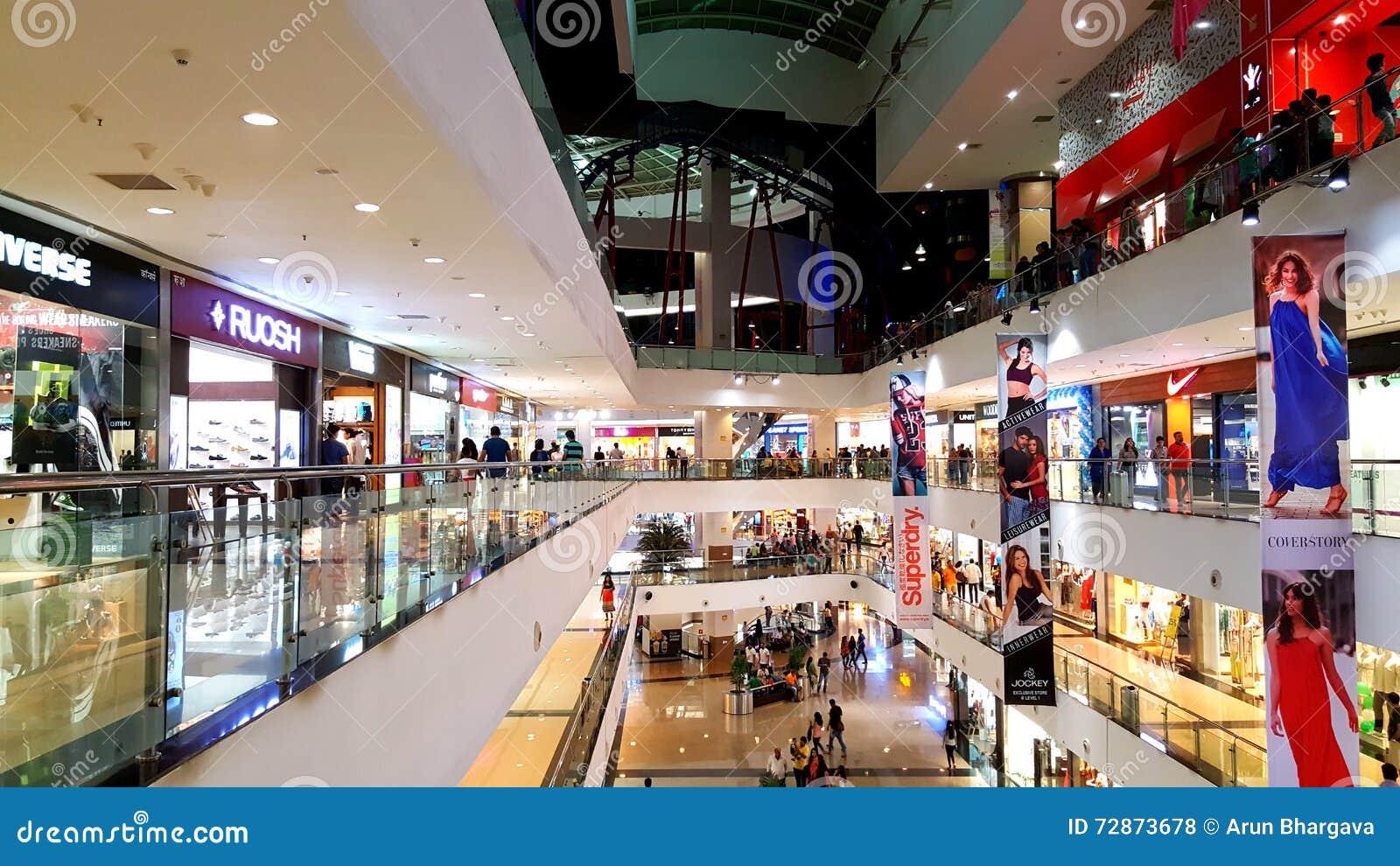 Заклеймленные магазины в торговые центры в Мумбае