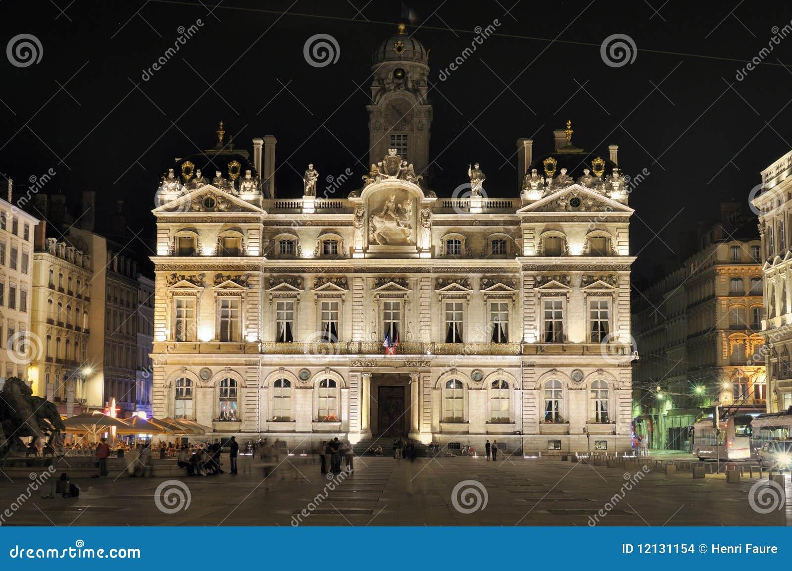 зала lyon Франции города