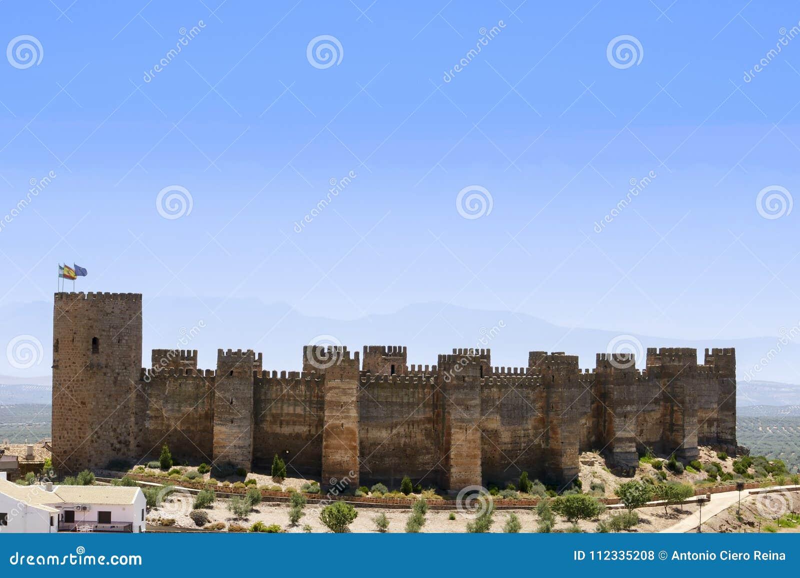 Замок Испании
