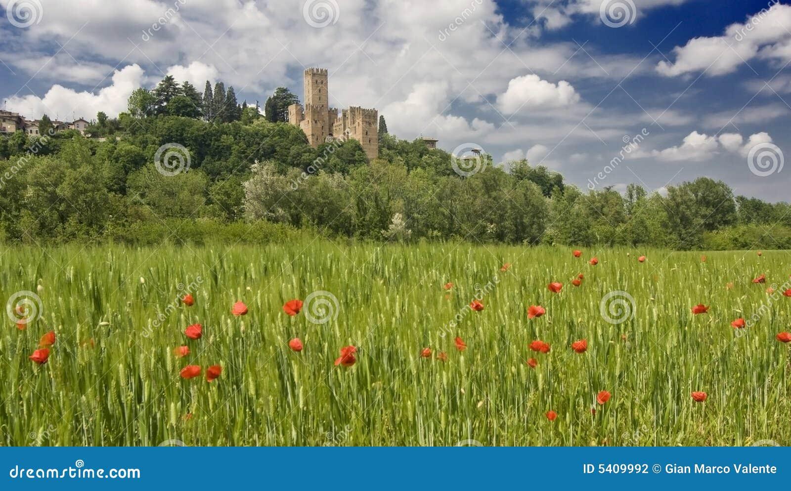 замок Италия