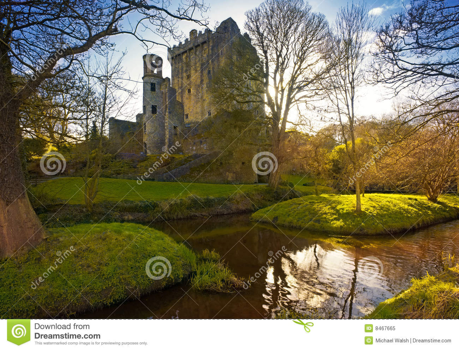 замок лести