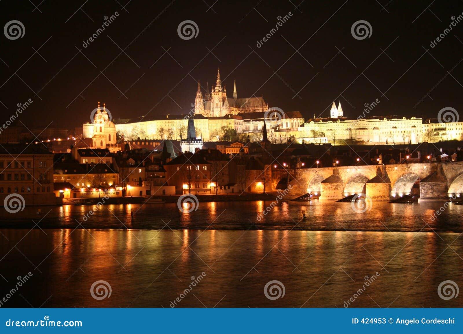Замок ночи Prag (Прага)
