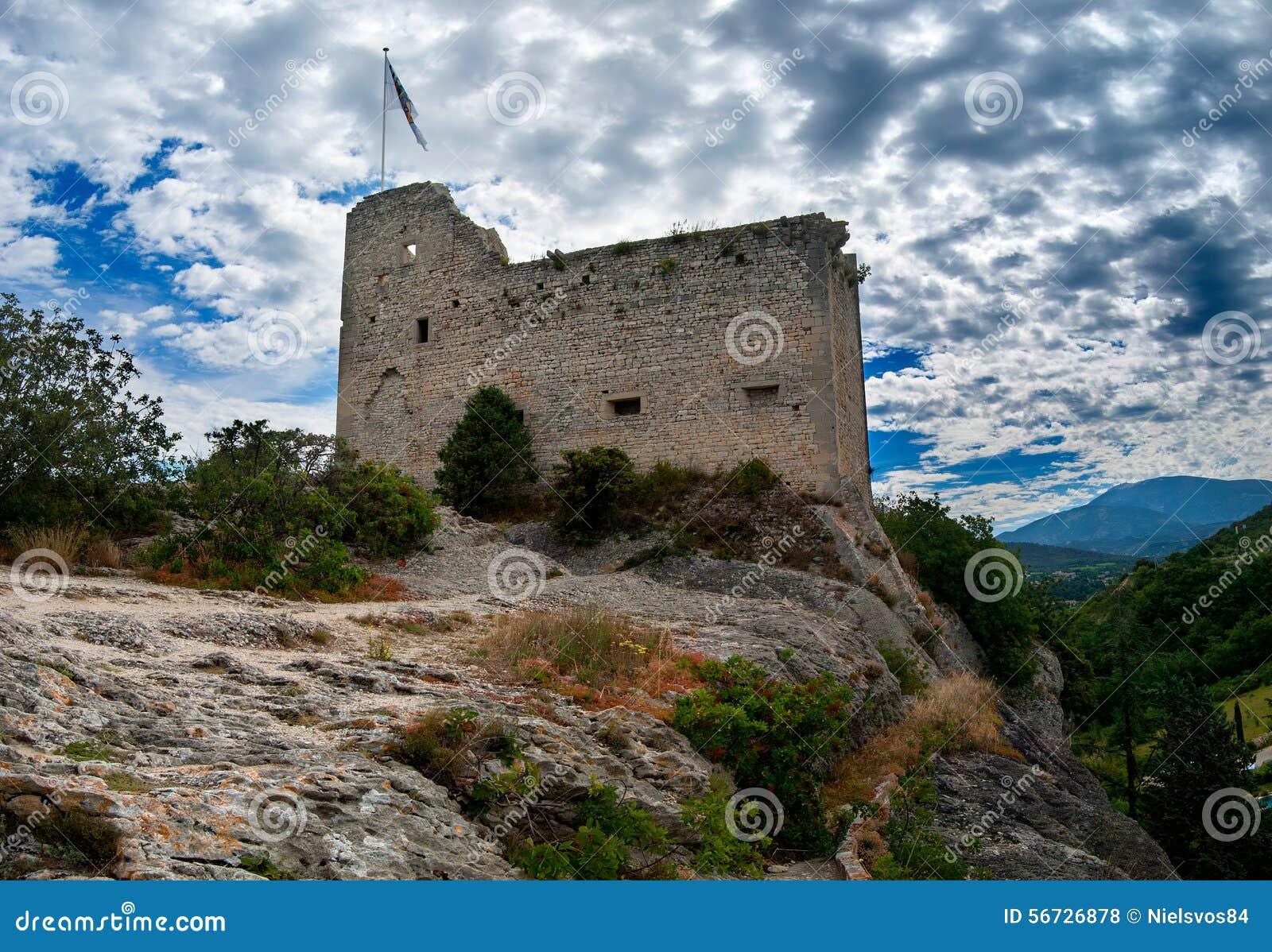 Замок отсчетов Тулуза