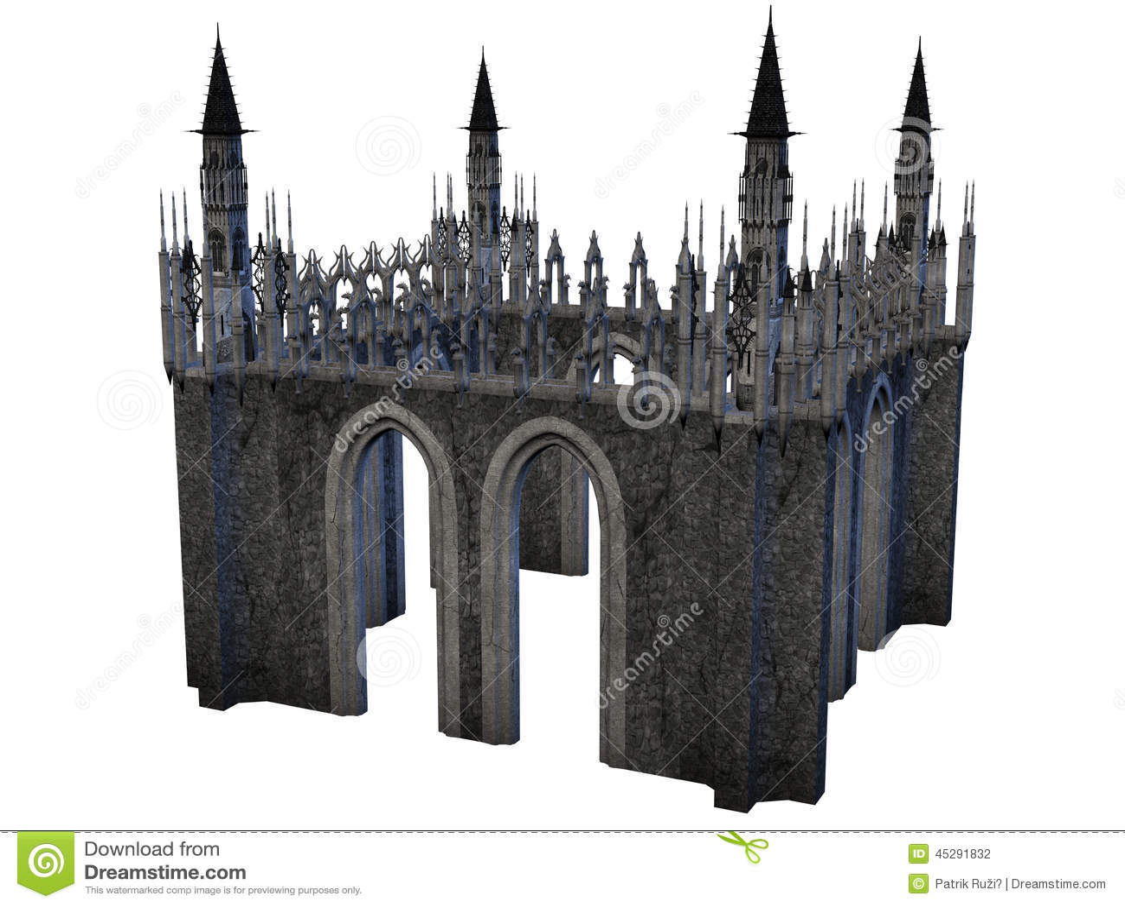 Замок фантазии