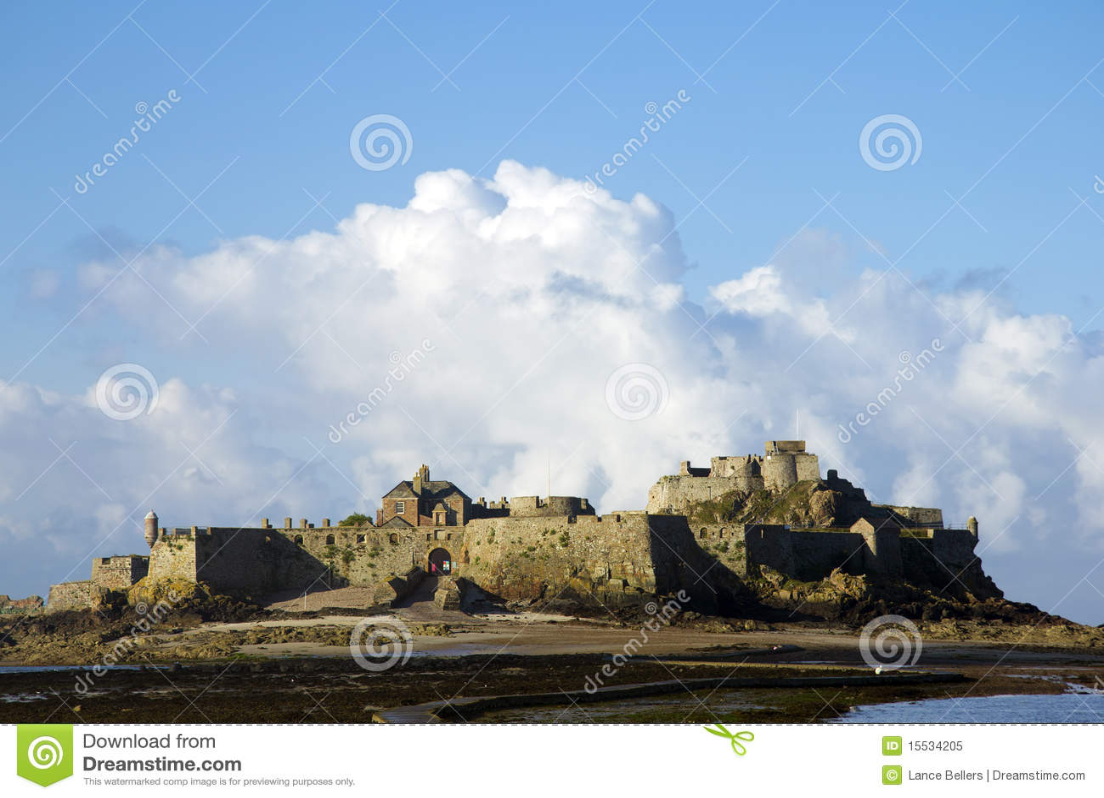 замок elizabeth