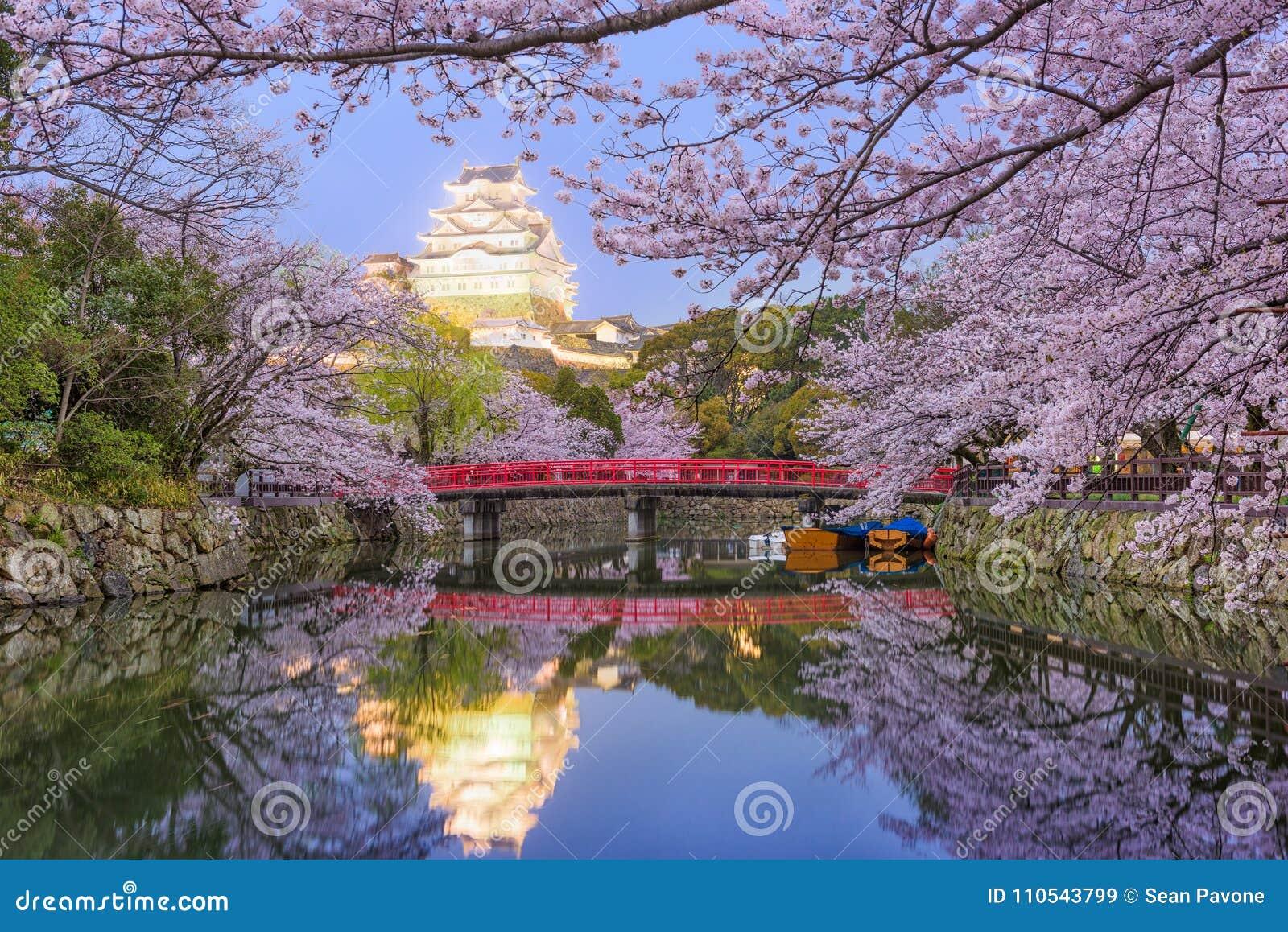 Замок Himeji, Япония