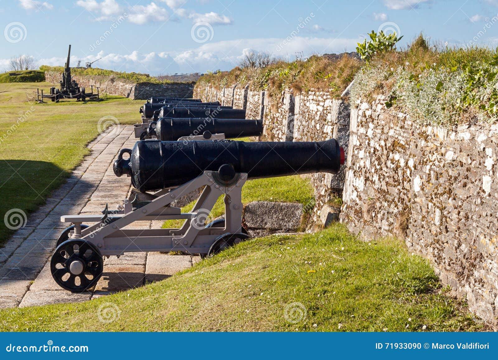 Замок Pendennis