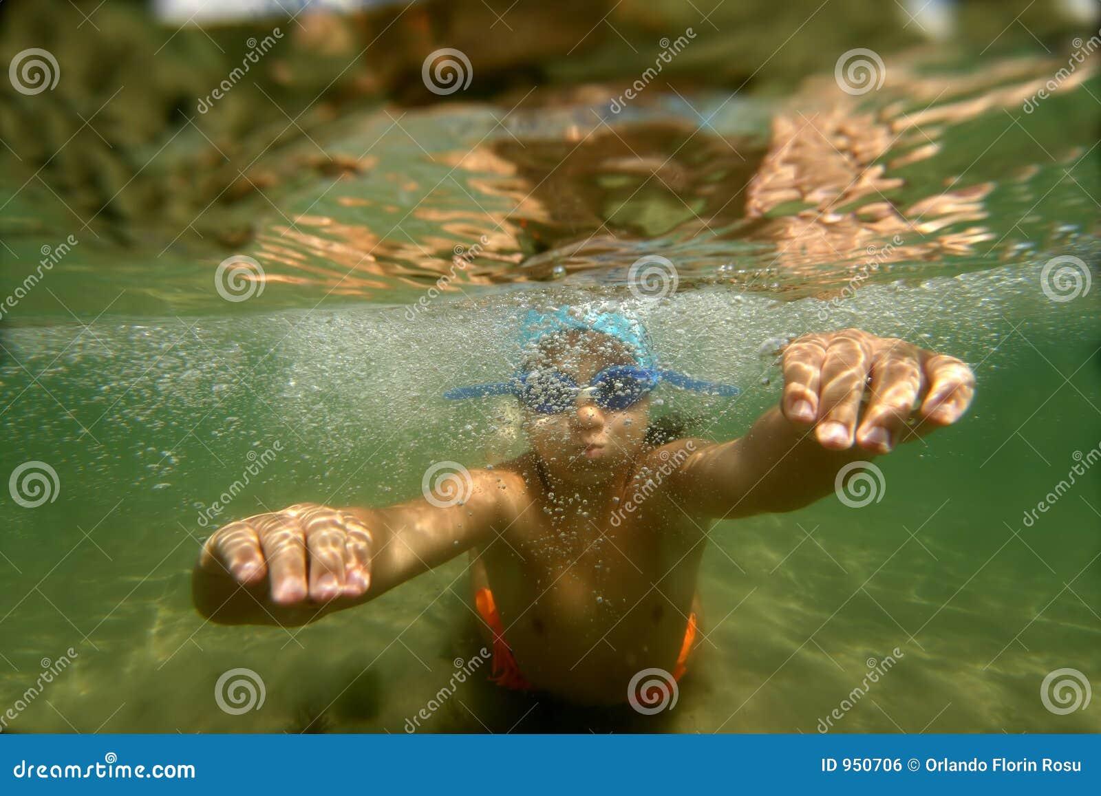 заплывание