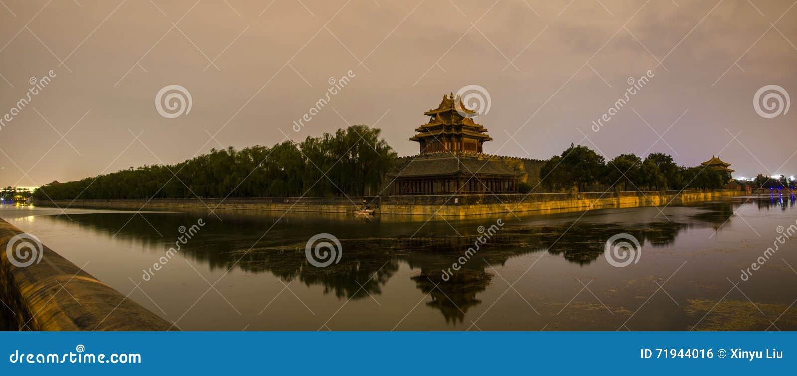 запрещенный город Пекин