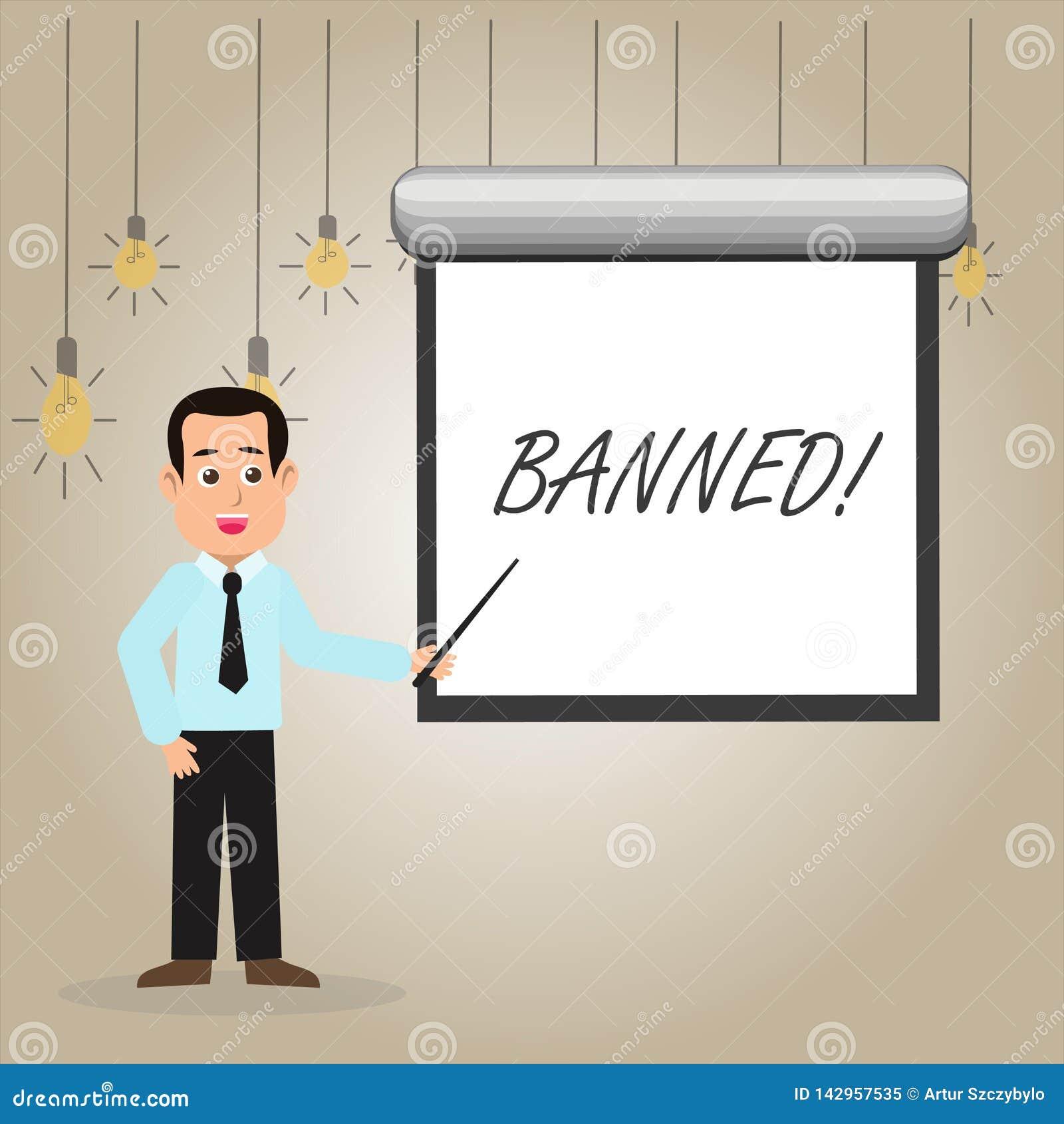 Запрещенный показ примечания сочинительства Стероиды запрета фото дела showcasing, отсутствие отговорки для строя мышц Человек в