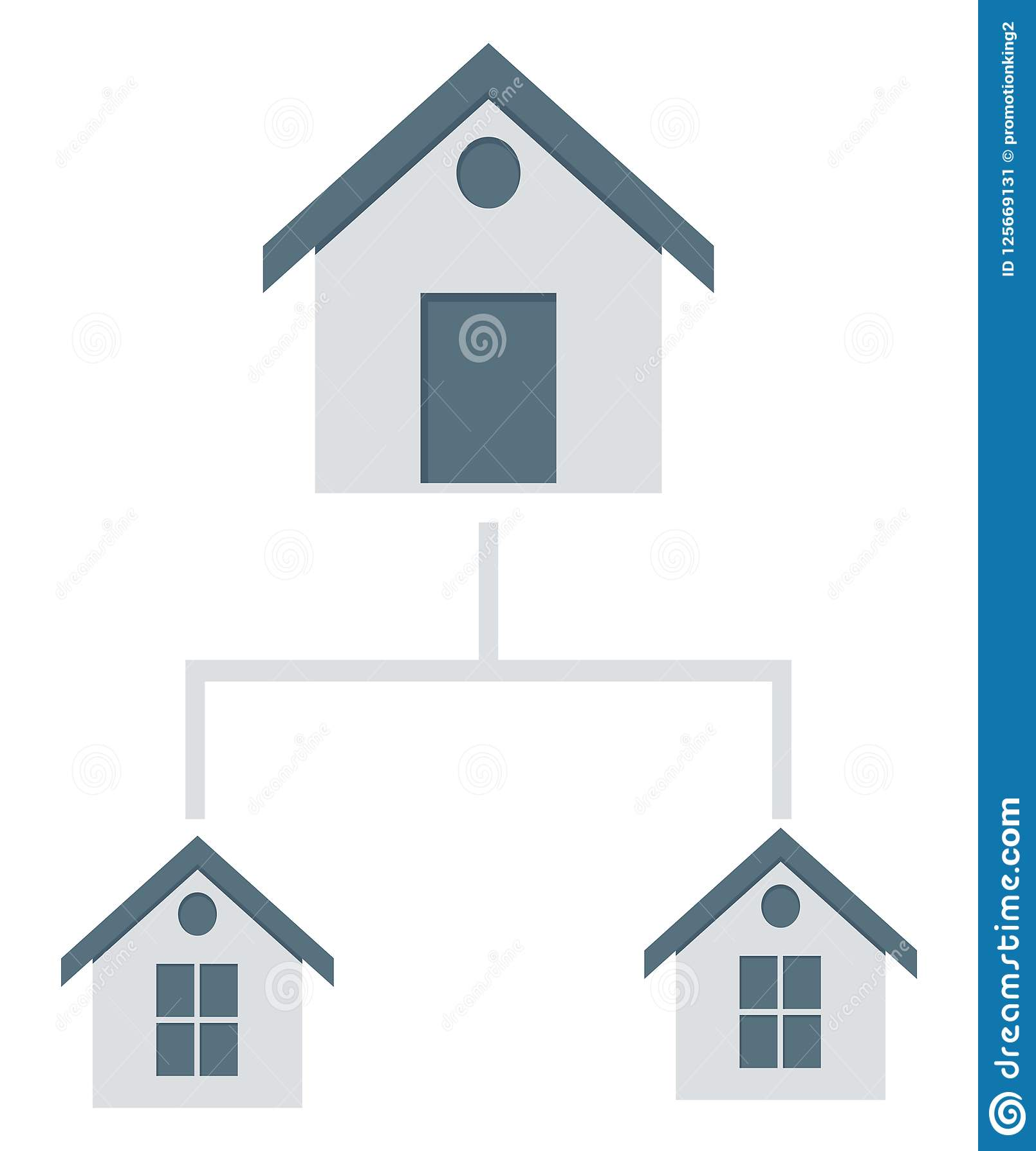 Запроектируйте план, построители изолированные значки вектора смогите быть доработайте с любым стилем