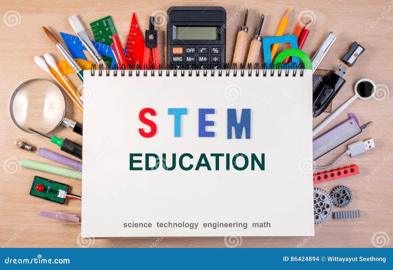 ЗАПРУДИТЕ текст образования на тетради над школьными принадлежностями или офисом s