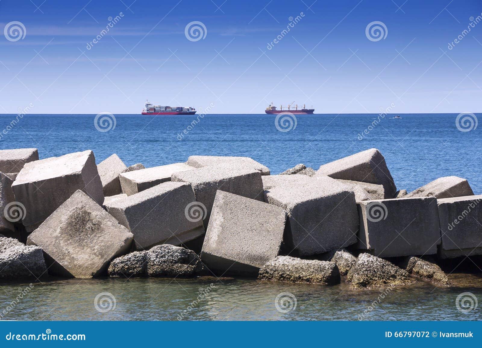 Море бетона цементный раствор e