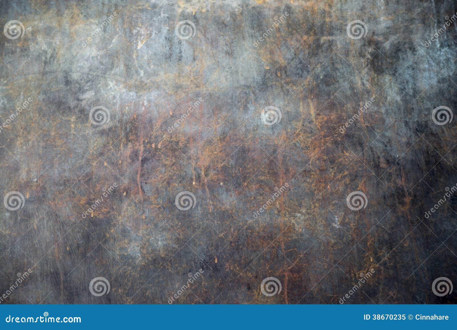Заржаветая текстура металла