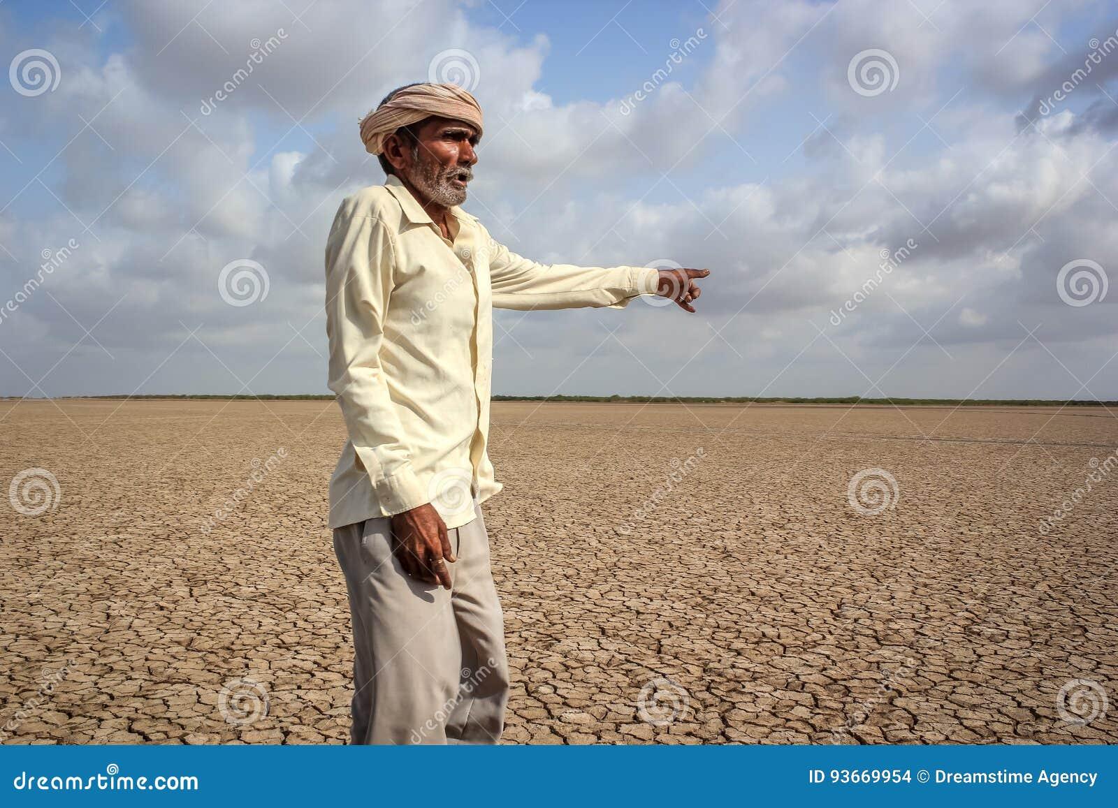 Засуха - Индия