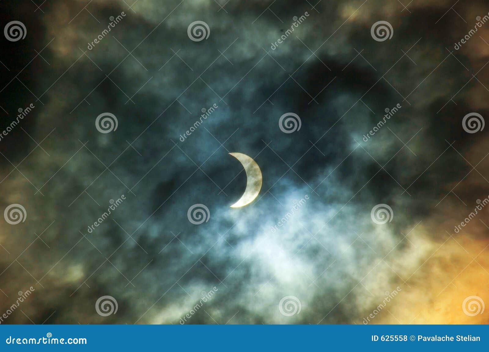 Download затмение стоковое фото. изображение насчитывающей румыния - 625558
