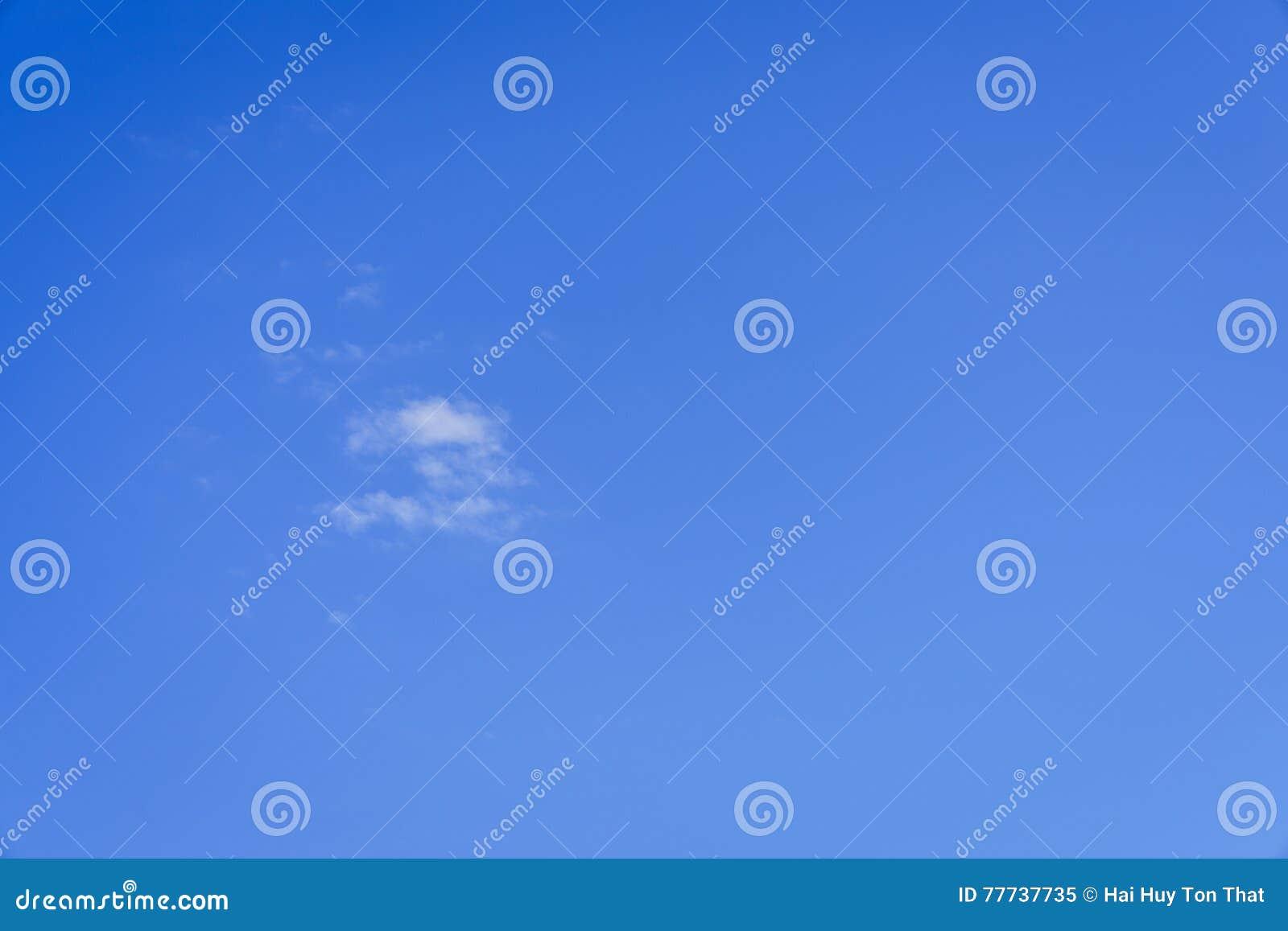 Затыловка голубого неба