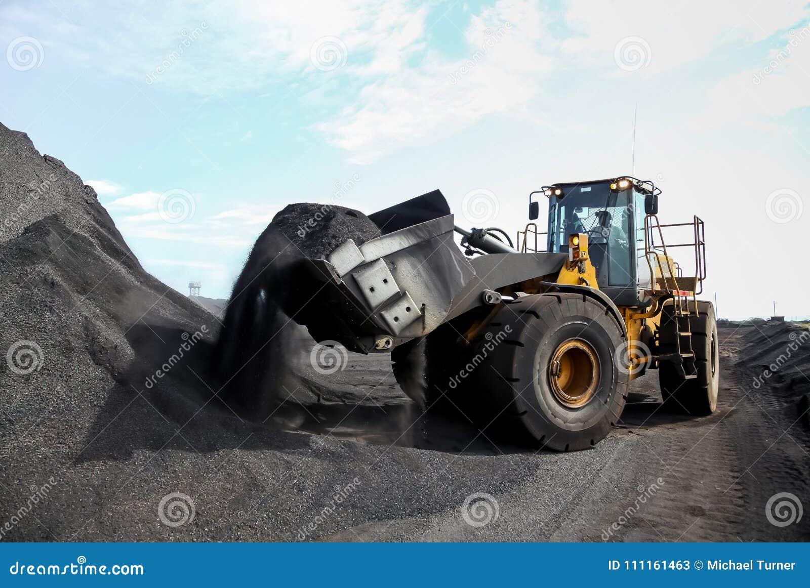 Затяжелитель колеса минирования для транспортировать марганец для обрабатывать