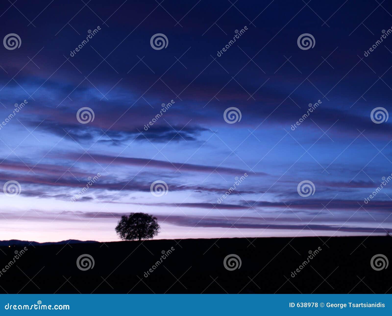 Download заход солнца стоковое фото. изображение насчитывающей красивейшее - 638978
