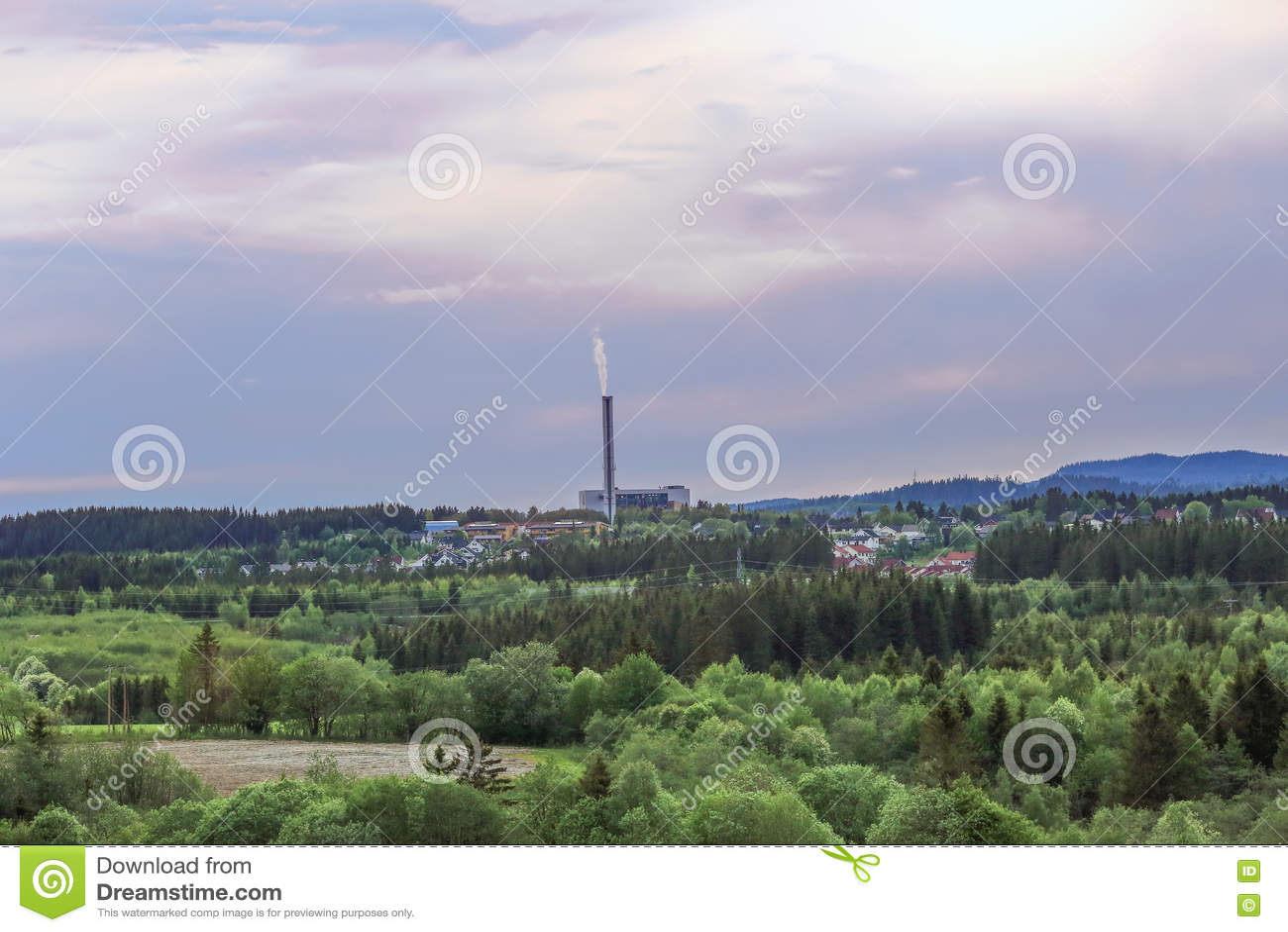Download Заход солнца на румпеле, Тронхейме, Норвегии Стоковое Изображение - изображение насчитывающей sunset, пуща: 72291559