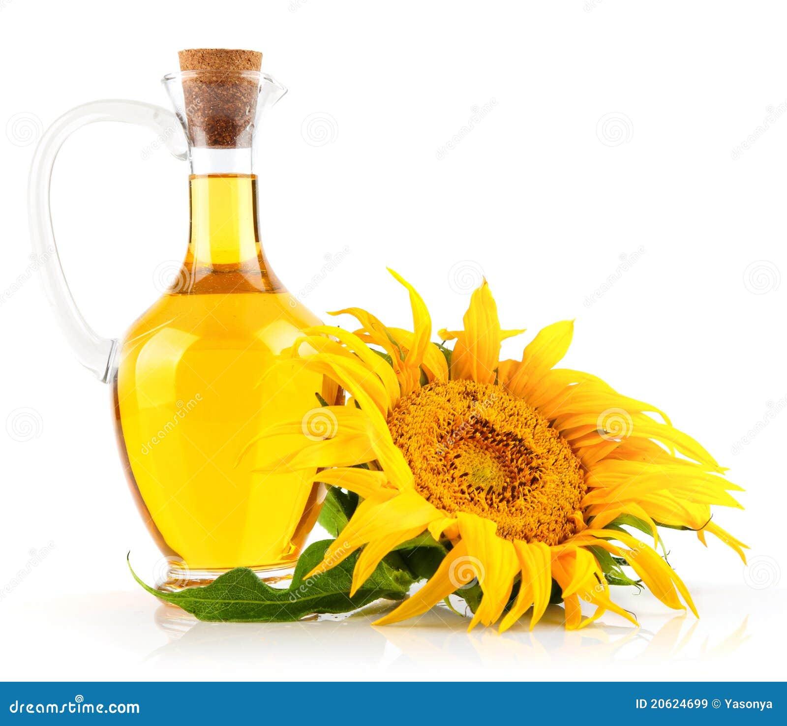 зацветите солнцецвет масла