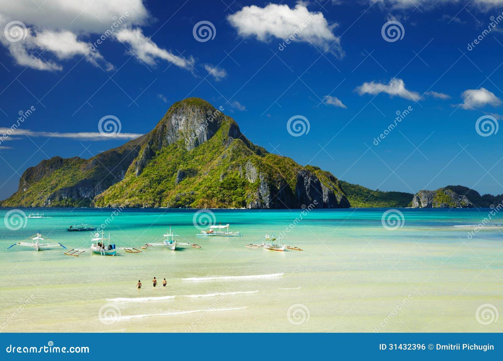 Залив El Nido, Филиппины