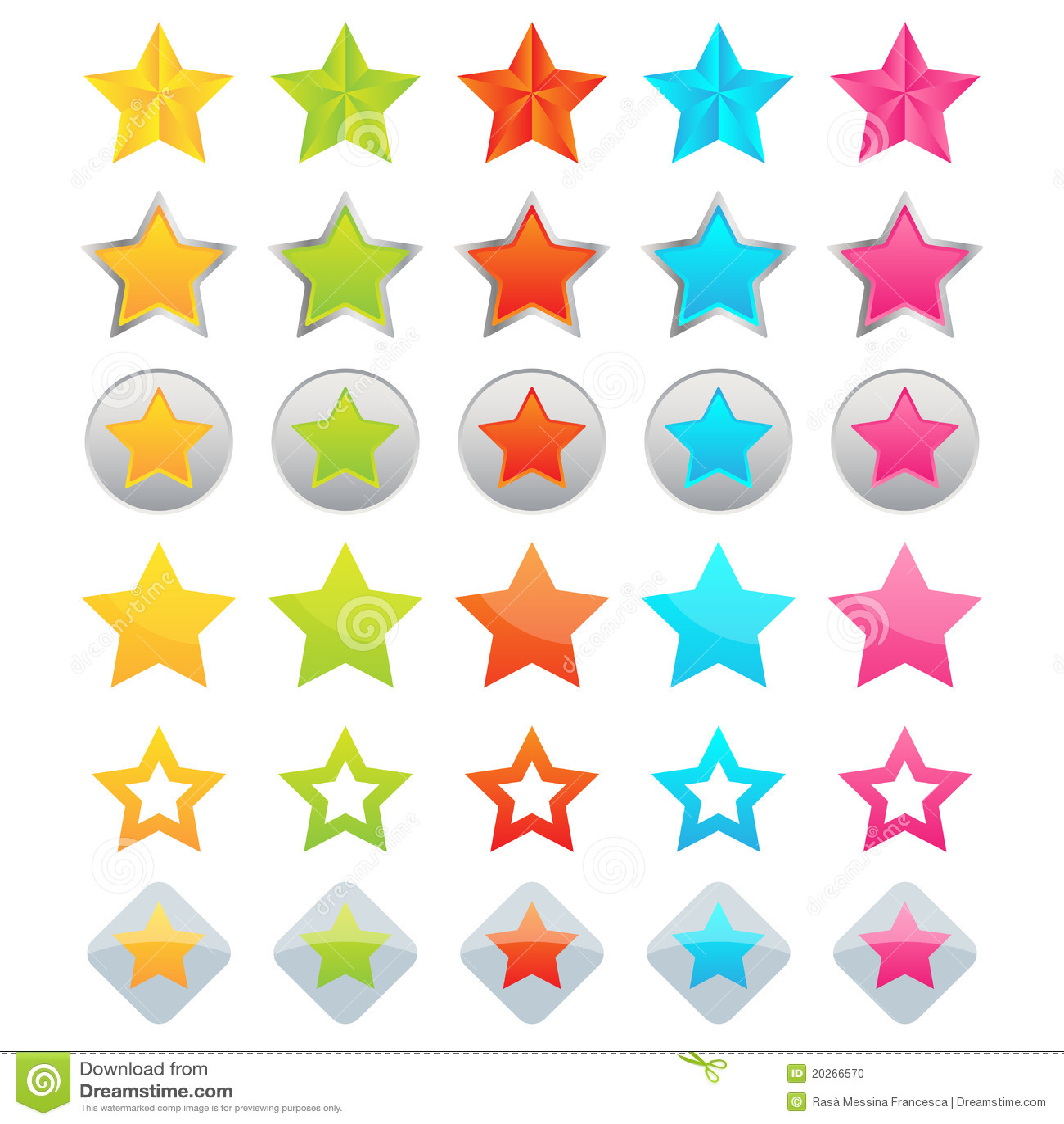 звезда икон