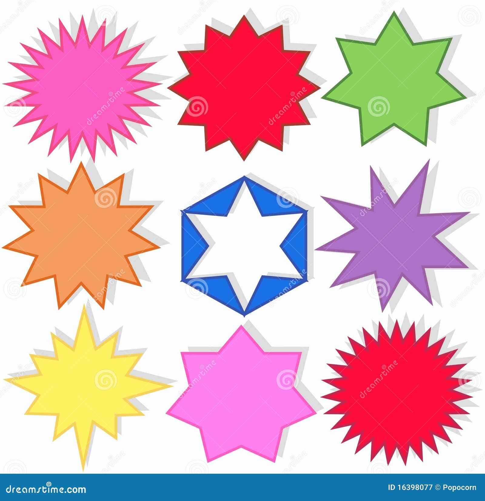звезда форм