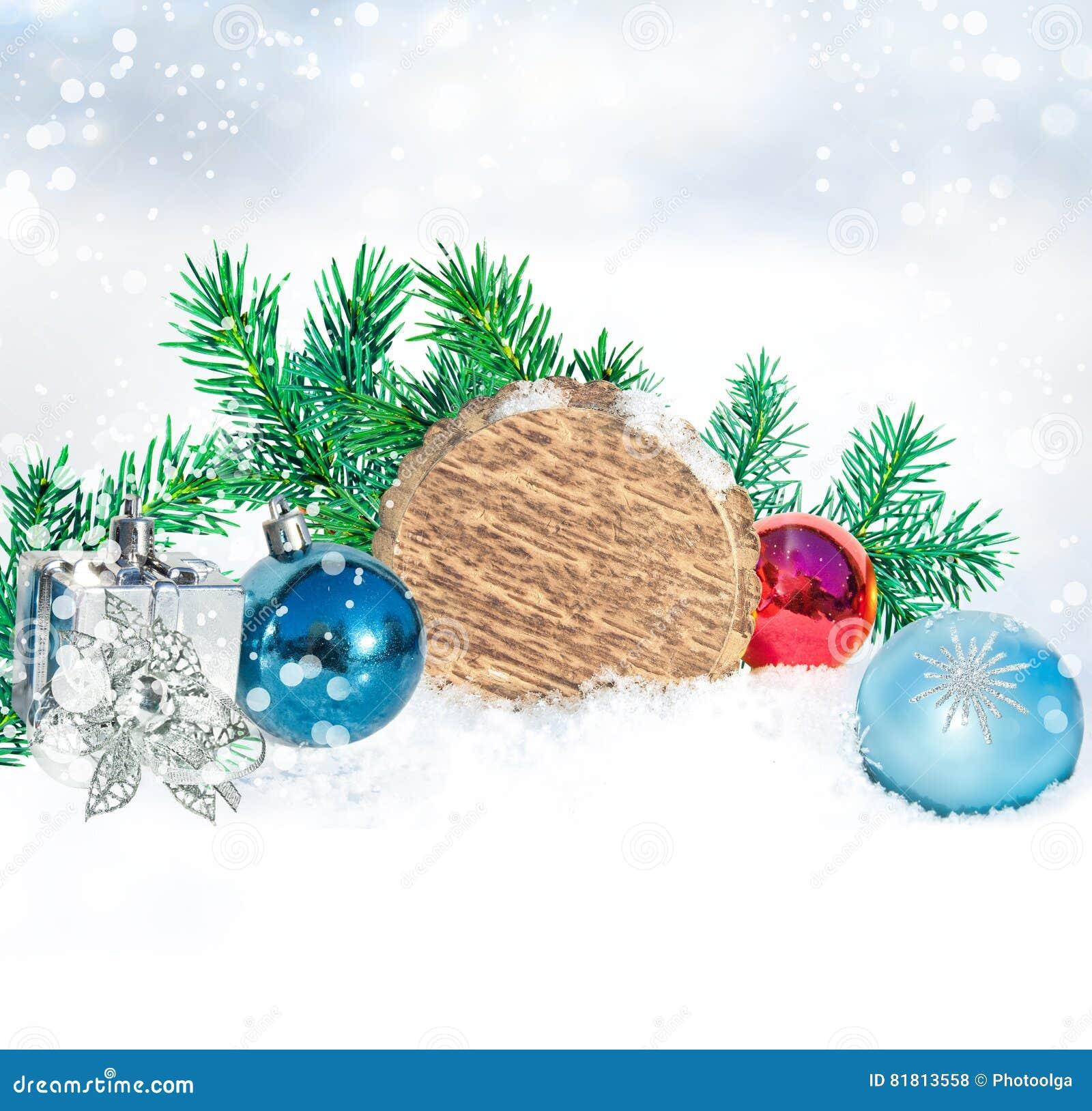 звезды абстрактной картины конструкции украшения рождества предпосылки темной красные белые Круглая деревянная доска, ветви зелен