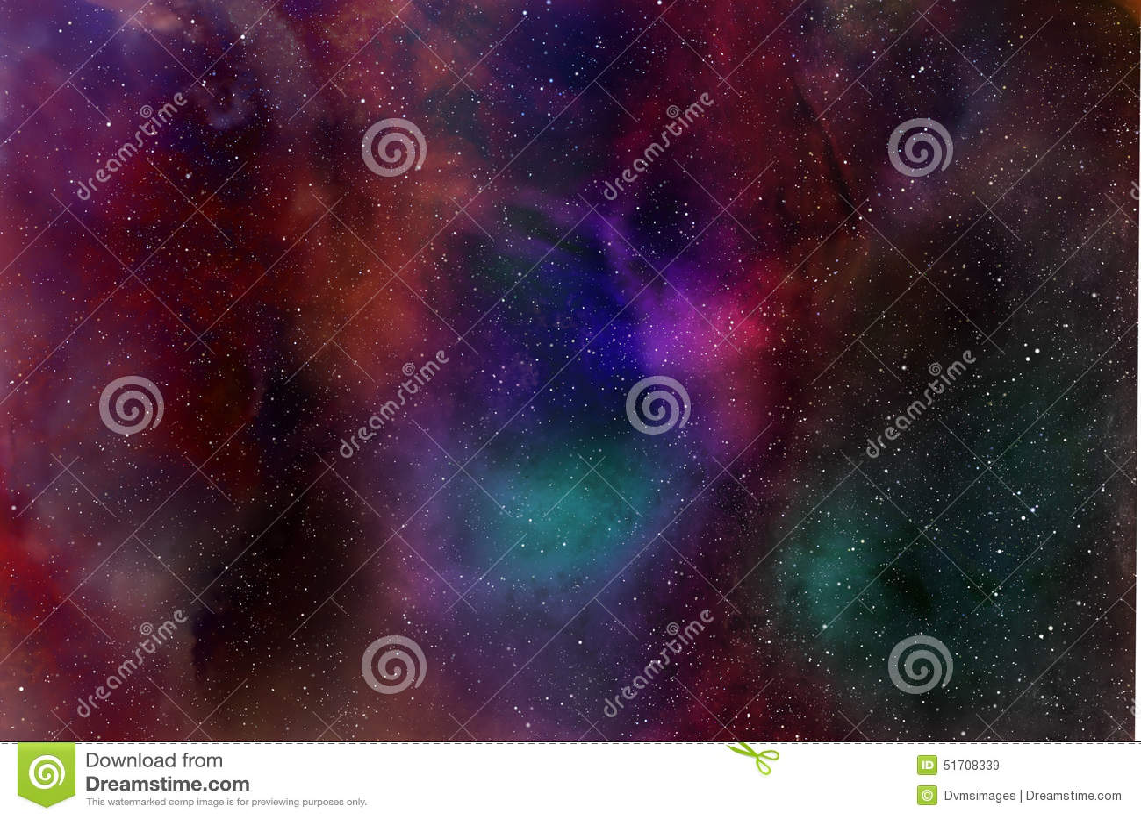Звезды и предпосылка Stardust
