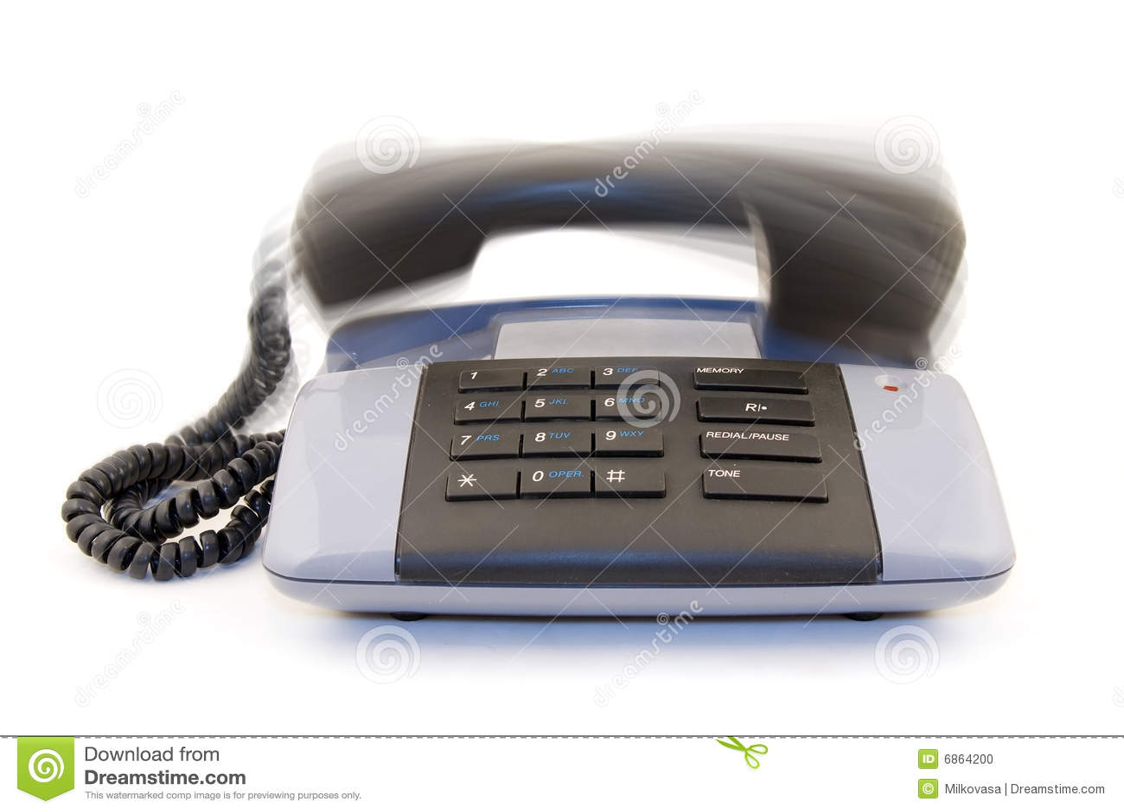 звените телефон