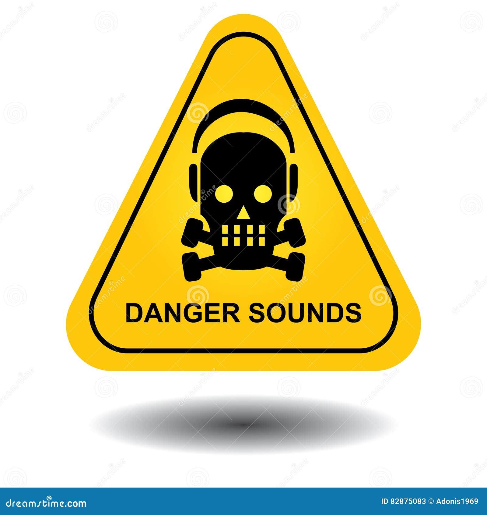 Скачать звуки опасности