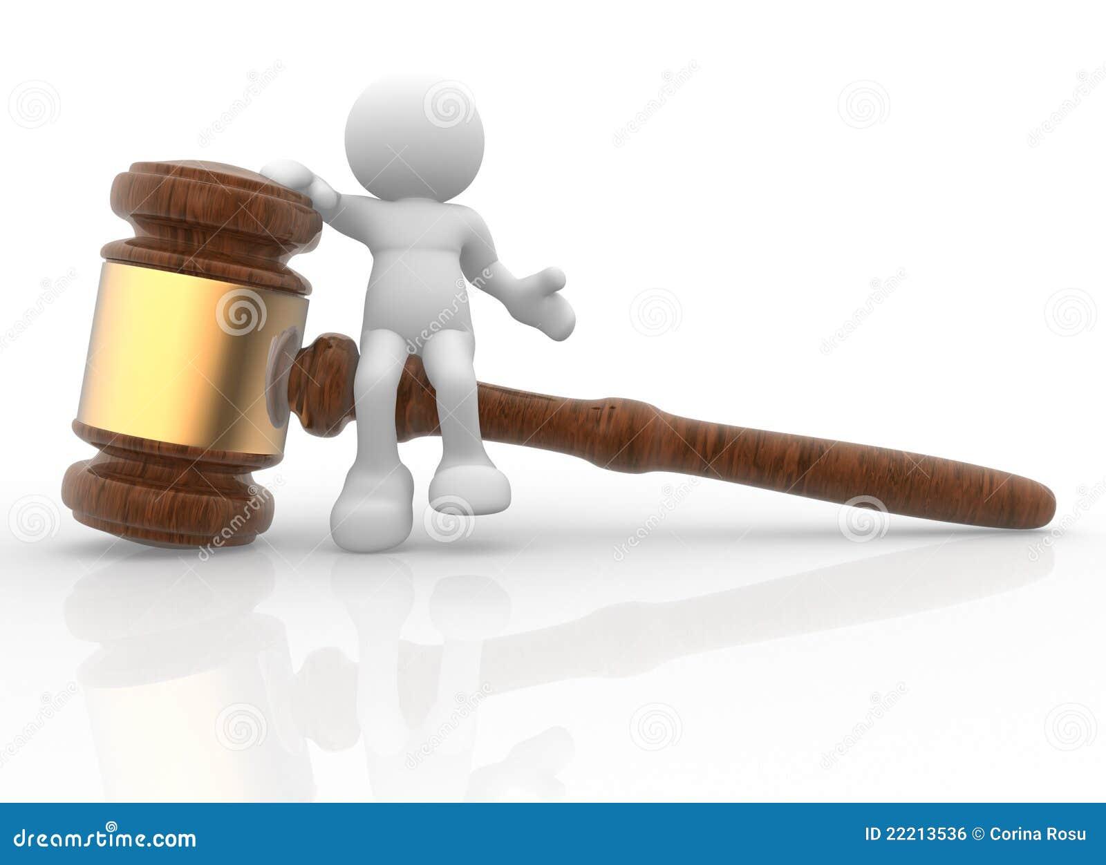Звук молотка на суде скачать