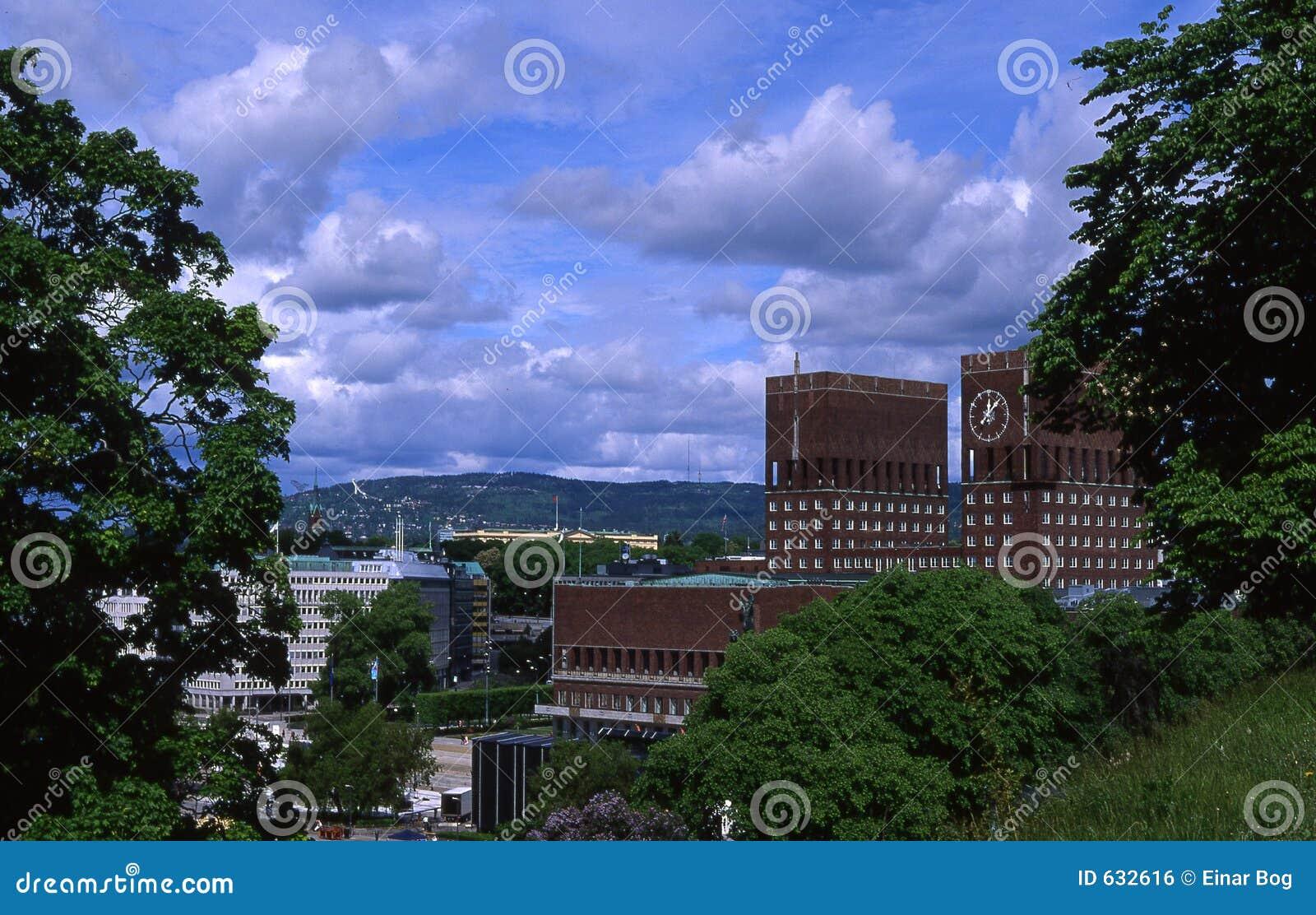 Download здание муниципалитет стоковое фото. изображение насчитывающей парк - 632616