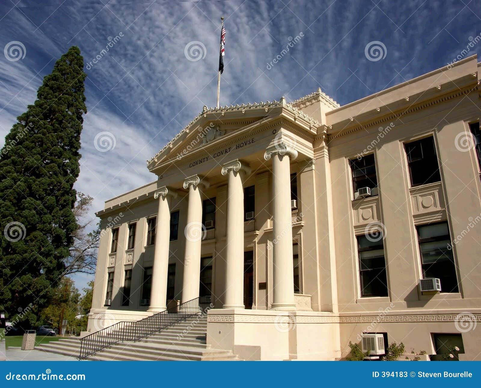 здание суда графства