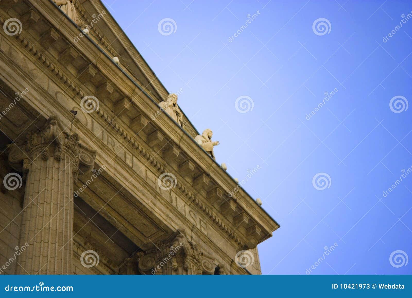 здание суда cleveland