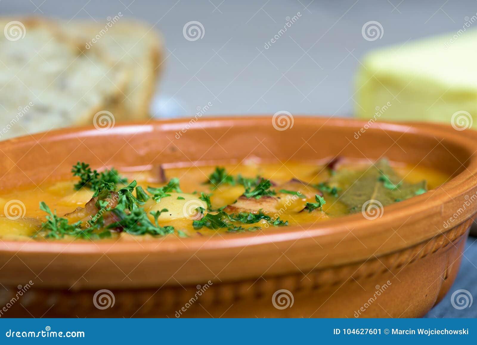Здоровое блюдо - испеченные фасоли