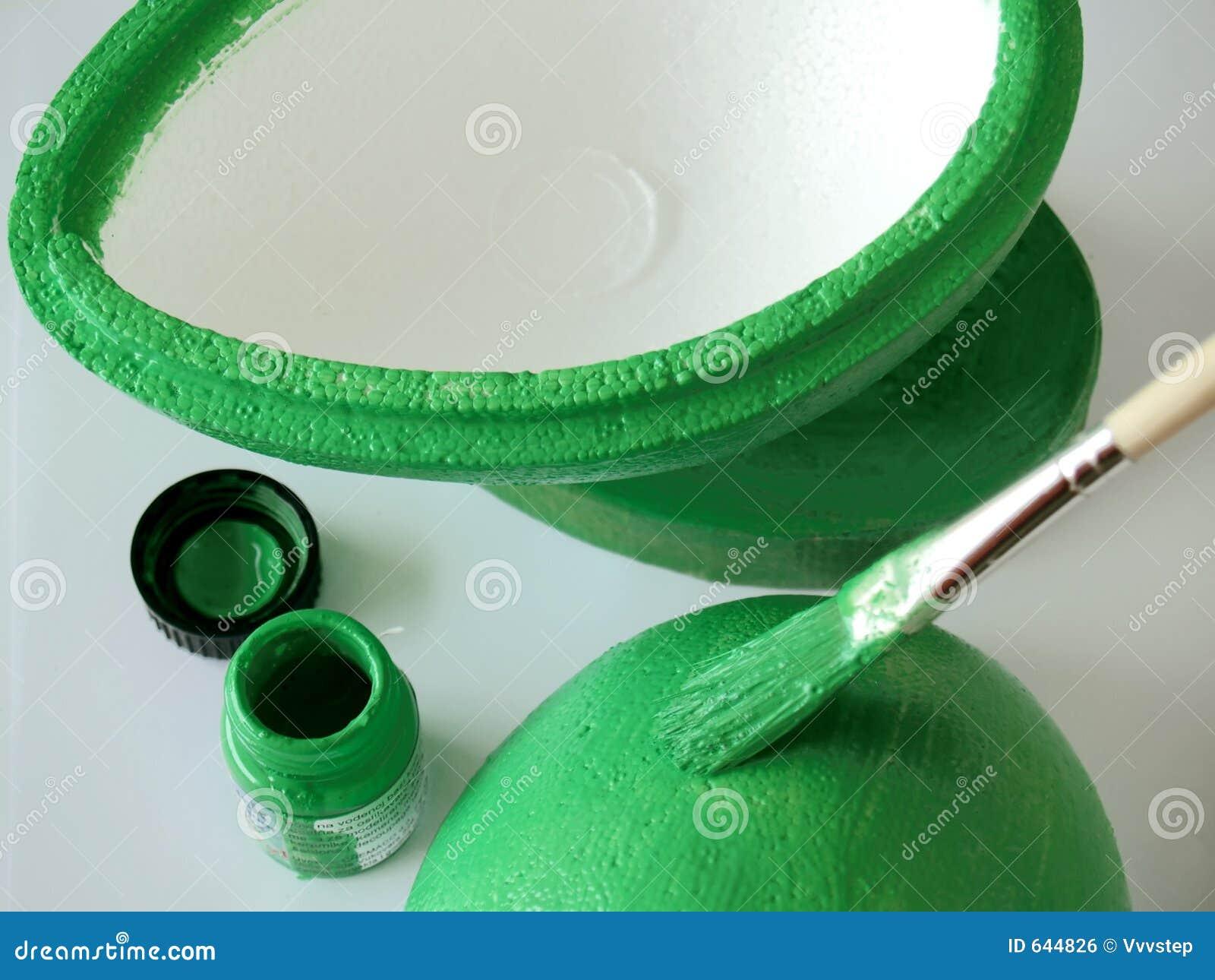 Download зеленая картина стоковое фото. изображение насчитывающей расцветка - 644826