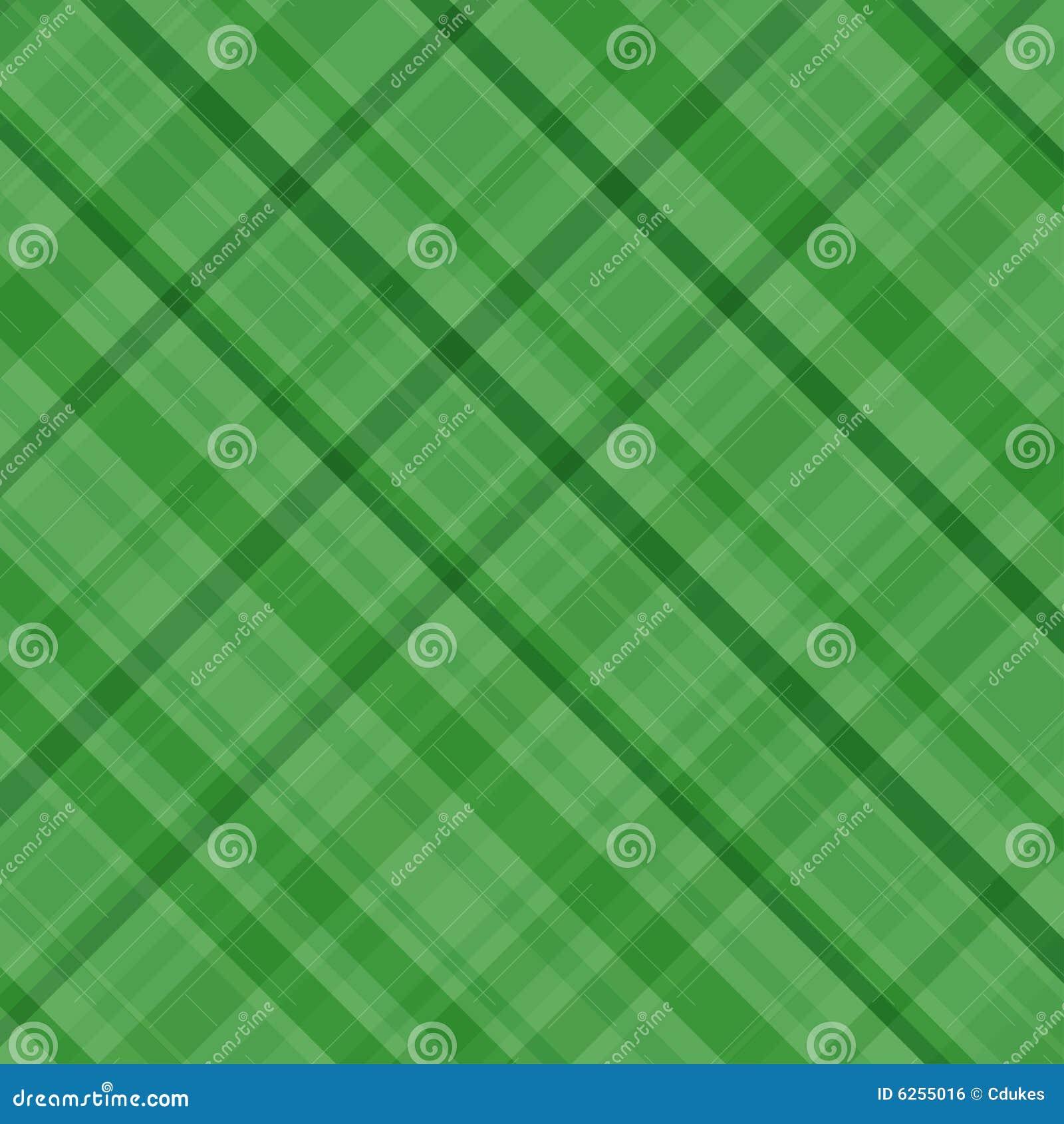 зеленая шотландка