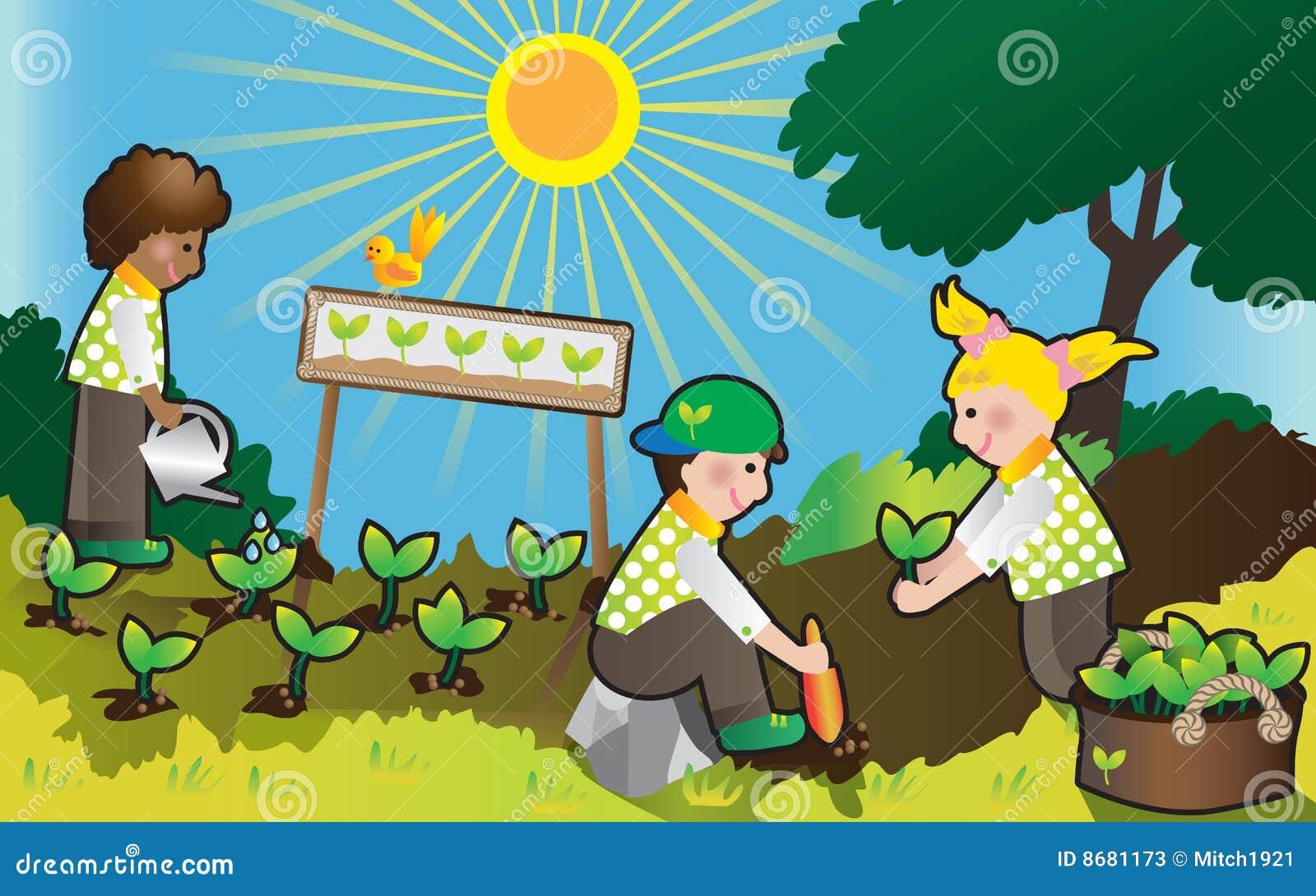 зеленые малыши