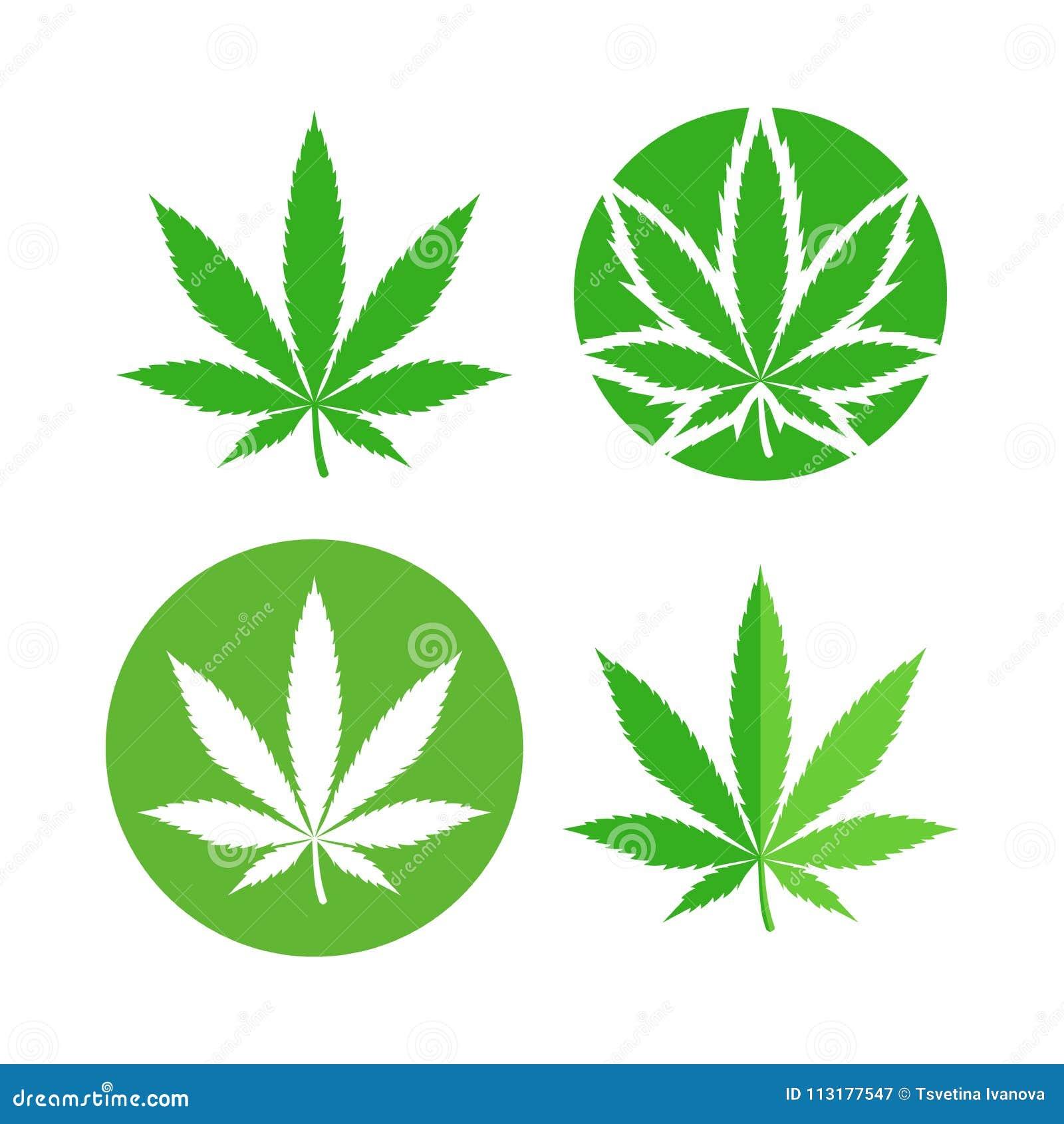 Символ конопли значками боб марли и марихуана