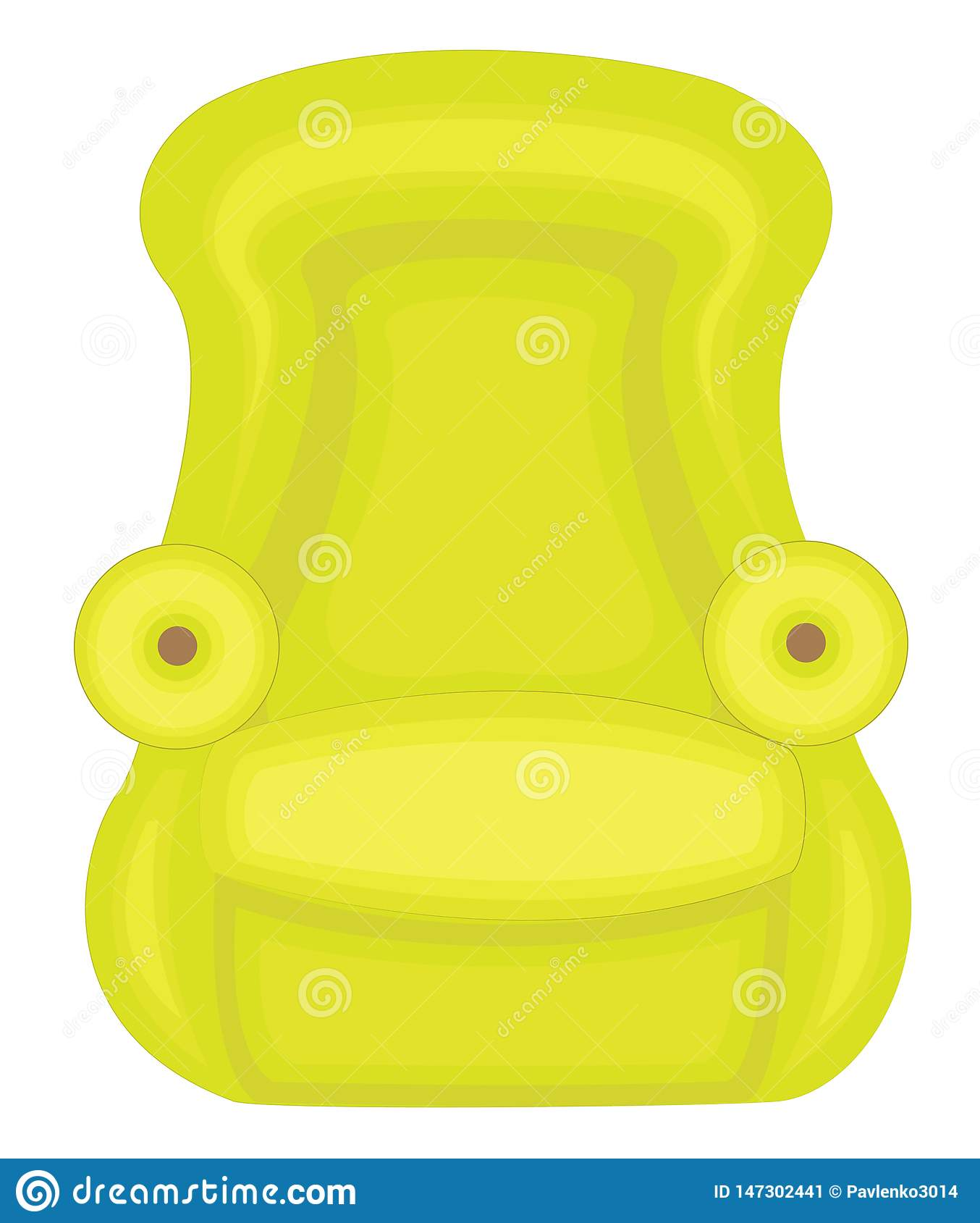Зеленый стул Мебель для квартиры Создает в уюте и комфорте комнаты прихожей и спальни r